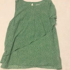 Anthropologie sleeveless blouse by HD in Paris